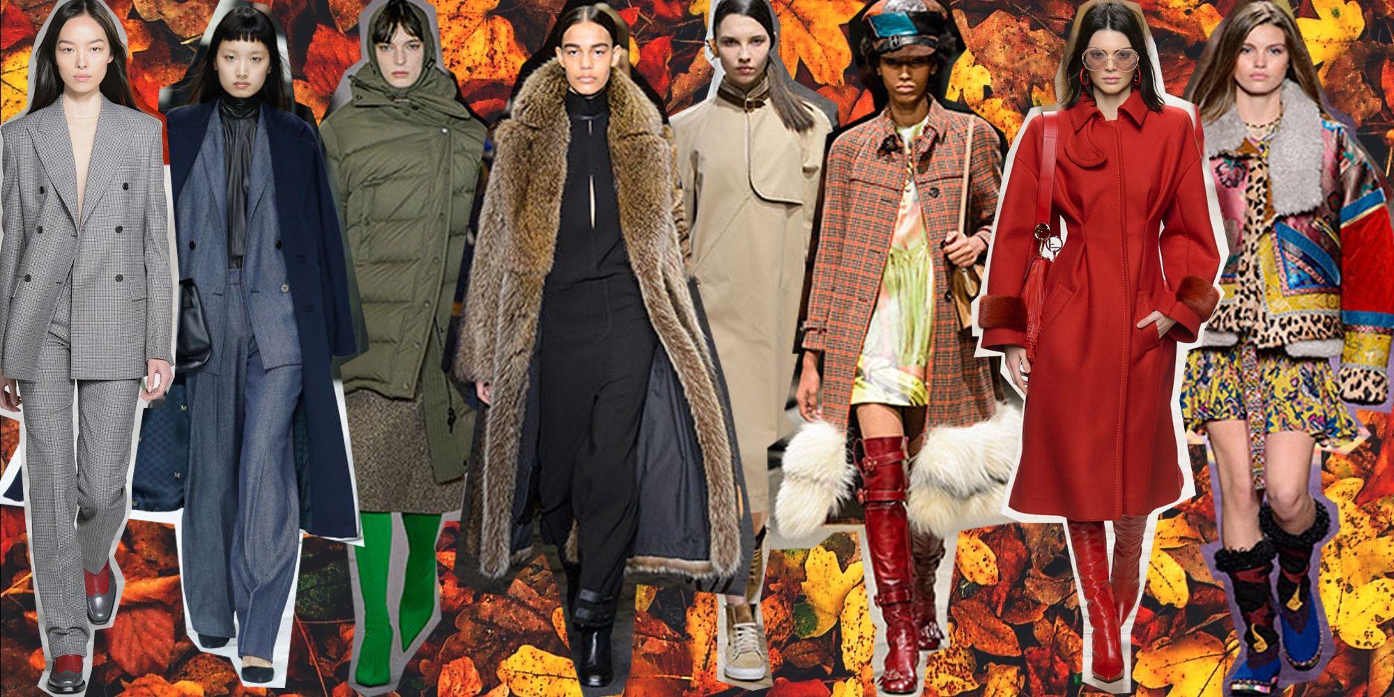 Il cappotto, capospalla must have dell'inverno 2017