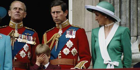 Royal Family trono