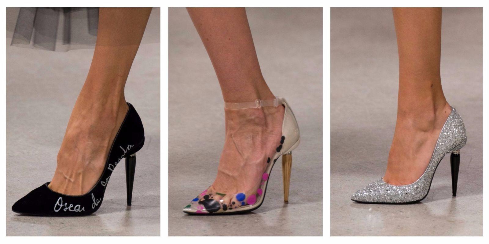 Fashion Dcollet Scarpe da Donna Tacco Alto Classiche 8008 NERO 41