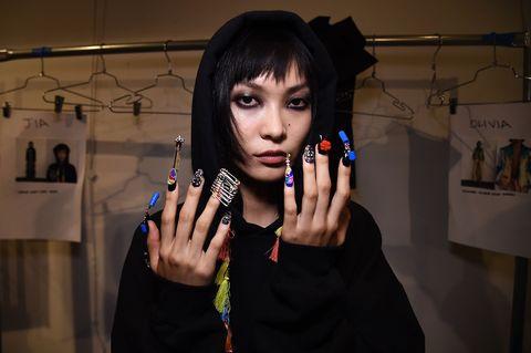 SS18 Nails Spring 2018 Nail Art Trends
