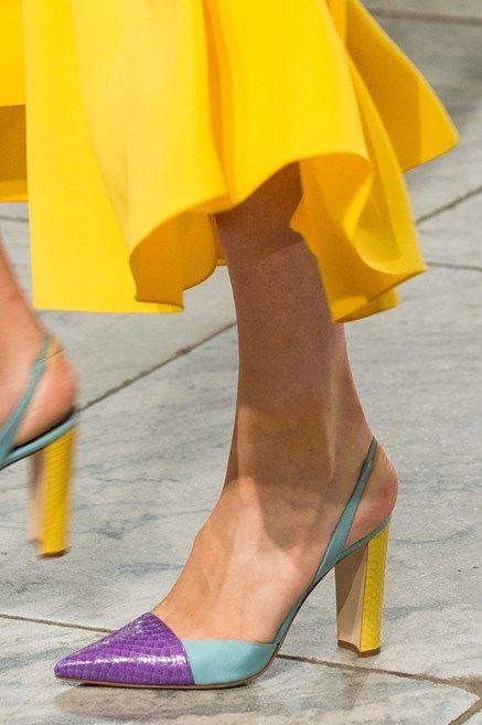 Scarpe moda Primavera Estate 2018: tendenze e modelli bassi