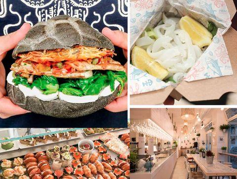 Food, Dish, Cuisine, Comfort food, Ingredient, Lunch, Meal, Recipe, Vegan nutrition, Sandwich,