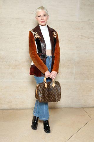 a0d58c9514 Borse bauletto Louis Vuitton: la Speedy bag monogram è la borsa dell ...