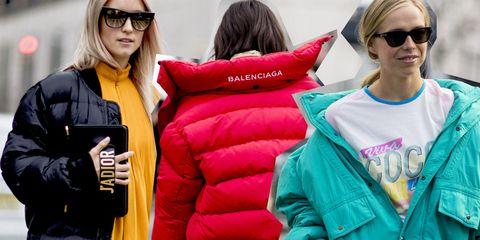 hot sale online db5ce 1ed38 Giubbotti donna: come indossare i capi cool nell'inverno 2018