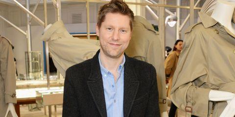 098fcf0068 Christopher Bailey lascia Burberry: chi sarà il nuovo direttore ...