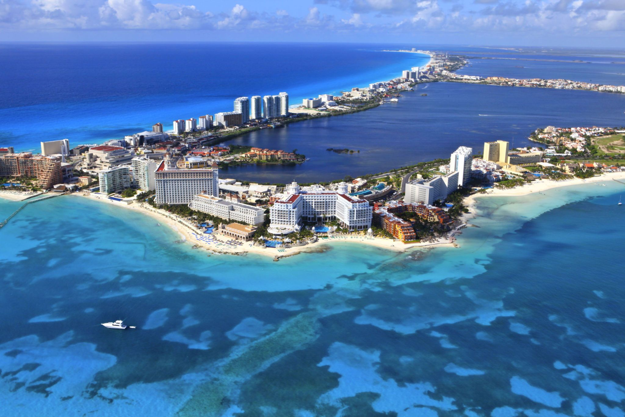Incontri a Cancun Mexico