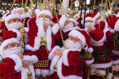 Babbo Natale 8 Gallery.Mercatini Di Natale A Roma Tutte Le Info Date E Orari
