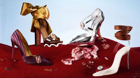 6eddef9e661d74 Christian Louboutin scarpe  la collezione Disney Star Wars