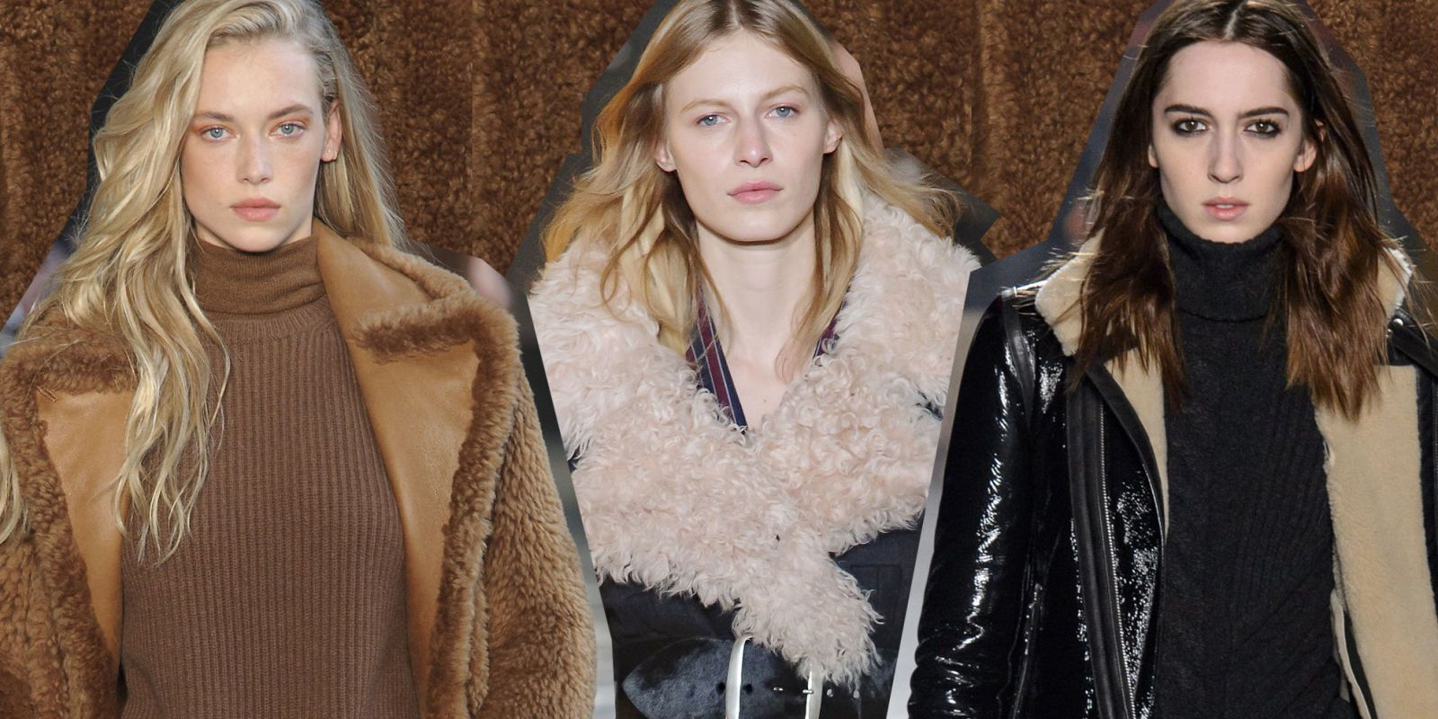 montone in giacche Cappotti 2018 shearling inverno sono le la qIXAU