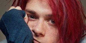 Kurt Cobain,  Michael Lavine
