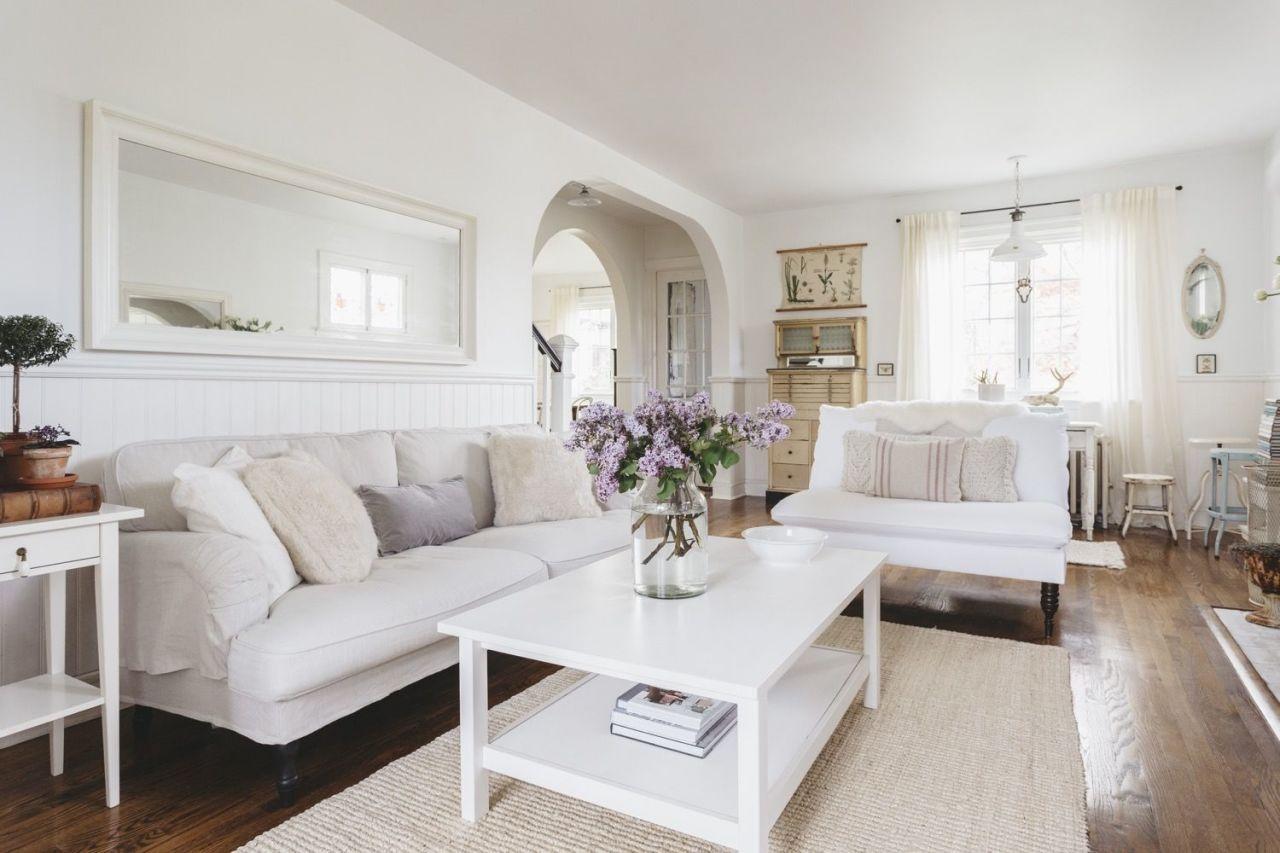 Arredare Casa Al Mare Shabby : Consigli per arredare casa lo stile vintage shabby chic per