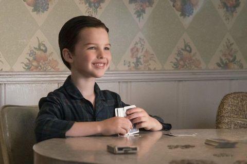 Young Sheldon, la serie TV