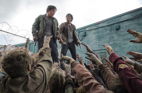 The Walking Dead - Grazie - 6X03
