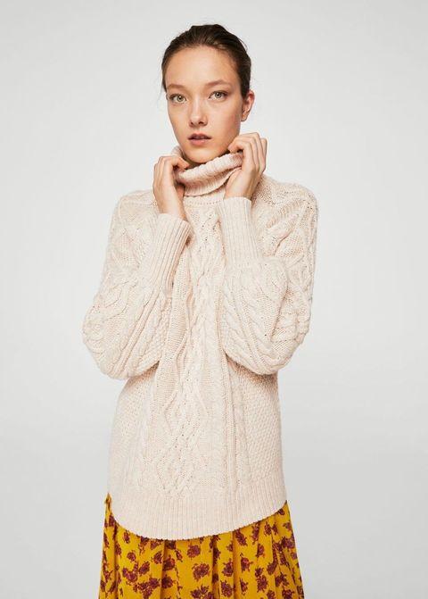Clothing, Fashion model, Yellow, Skin, Neck, Outerwear, Lip, Fashion, Sleeve, Shoulder,