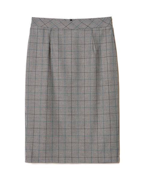 Clothing, Plaid, White, Pattern, Tartan, Pencil skirt, Design, Fashion, Textile, Shorts,