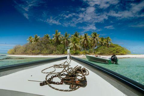 Sky, Water, Tropics, Tree, Daytime, Sea, Vacation, Ocean, Tourism, Island,