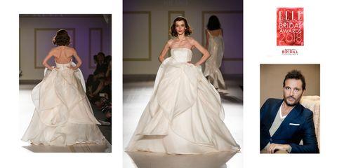 85908c5ac032 Le collezioni di abiti da sposa dello stilista Antonio Riva