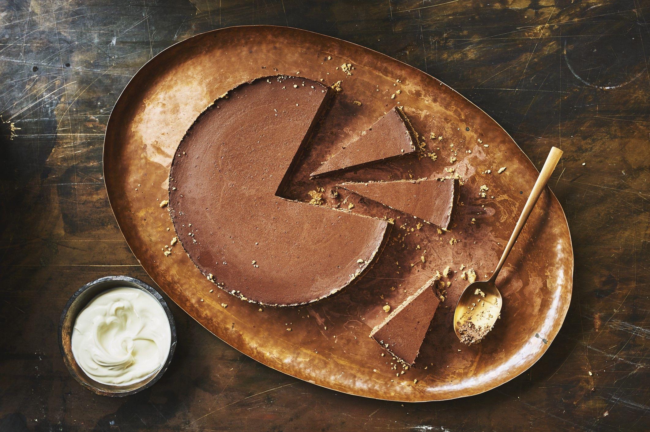 La ricetta della cheesecake alla Nutella è la soluzione definitiva per superare l'inverno con energia galattica