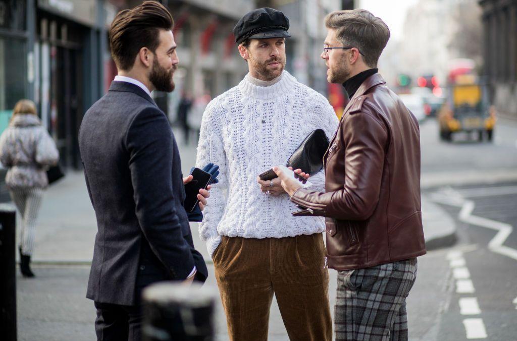Moda uomo inverno 2018 2019  le 10 tendenze street style più hot di stagione 356faf9b704