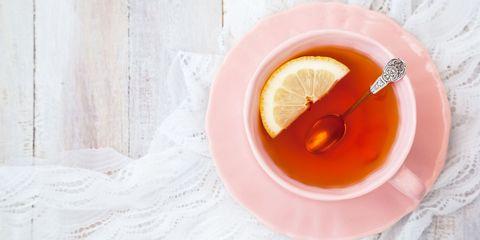 il tè rosso perde pesona