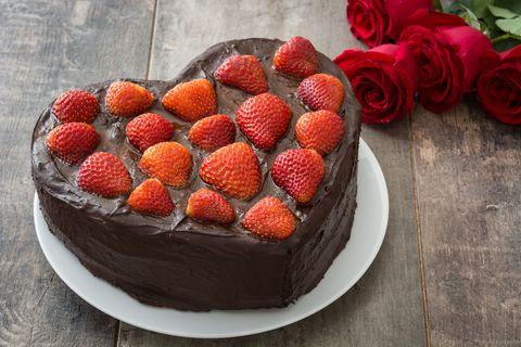 torta san valentino ricette