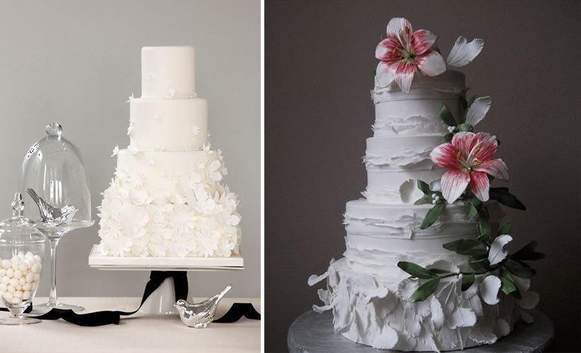 Decorazioni Torte Cinesi : Torte nuziali foto di wedding cake dal mondo