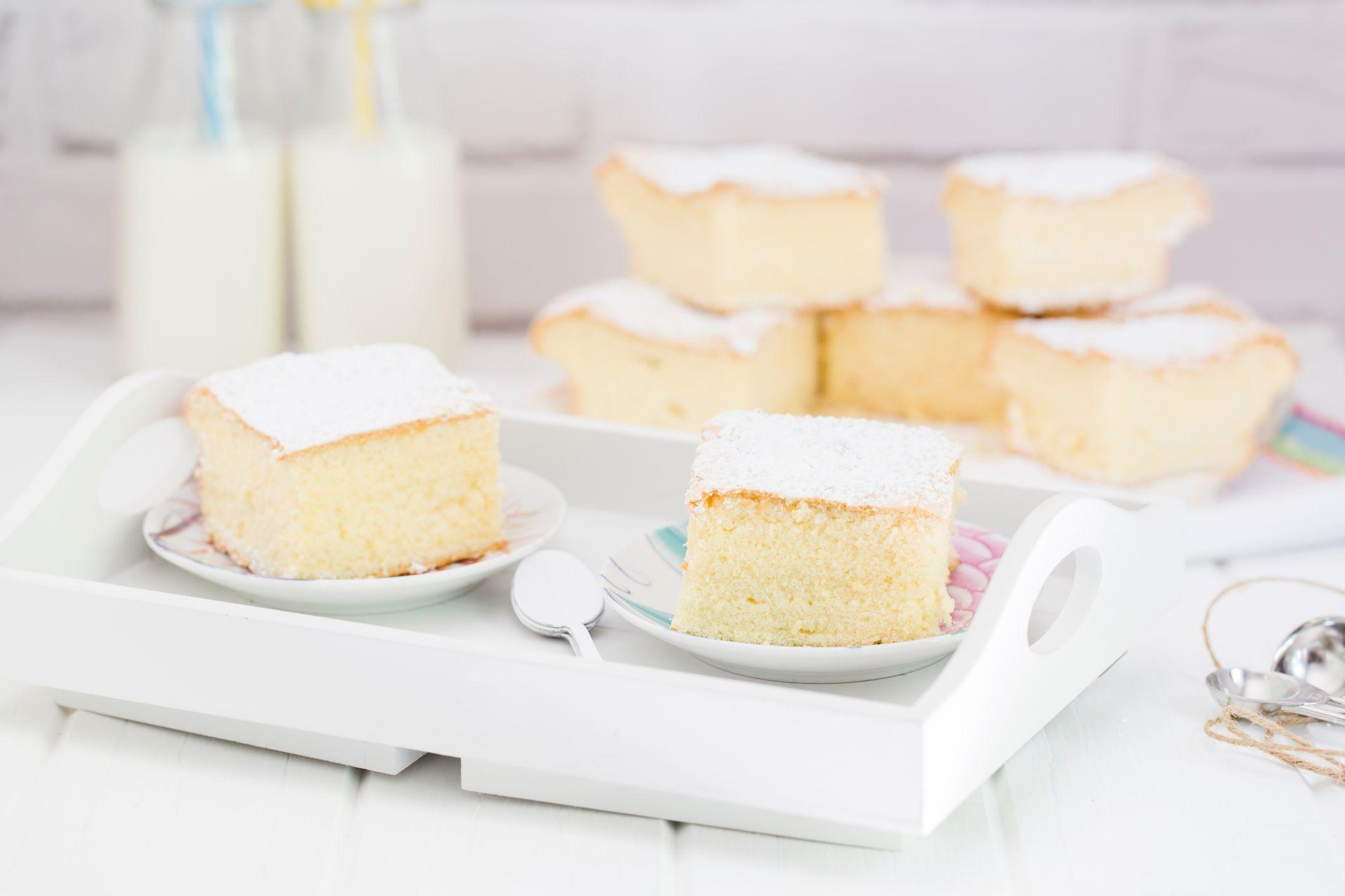 Sai cos'è la torta magica? Una ricetta incantata e sorprendente che ti lascerà senza parole. Ma come si fa?
