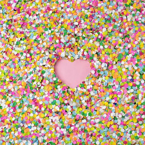 Heart, Confectionery,