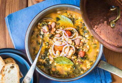 Ricette Di Zuppe Facili E Veloci Con Carne E Verdure