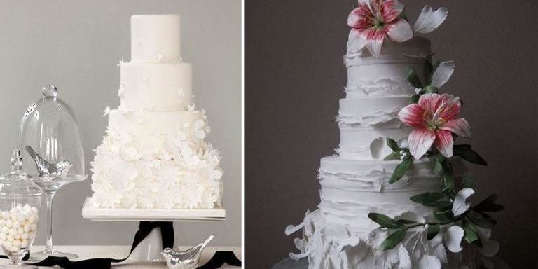 50 wedding cake dal mondo