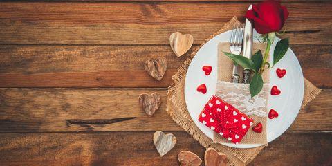 Menu romantico per San Valentino: ricette afrodisiache per la cena ...