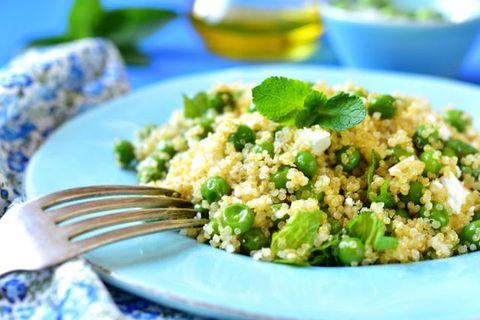 Ricette con la quinoa: quinoa con ricotta