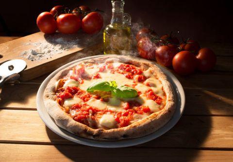 la ricetta semplice della pizza