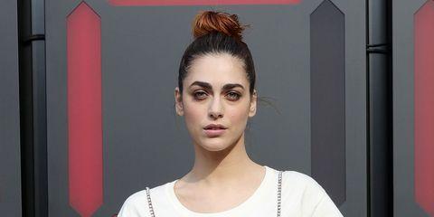 Hair, Face, Hairstyle, Eyebrow, Lip, Beauty, Skin, Head, Chin, Shoulder,
