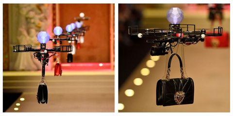 I droni di Dolce&Gabbana