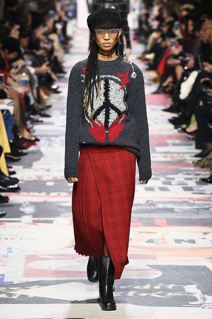 58631f8772 Maglioni autunno inverno 2018 2019: le tendenze di moda invernali ...