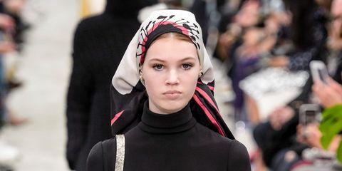 Face, Fashion, People, Beauty, Street fashion, Lip, Human, Headgear, Event, Tradition,