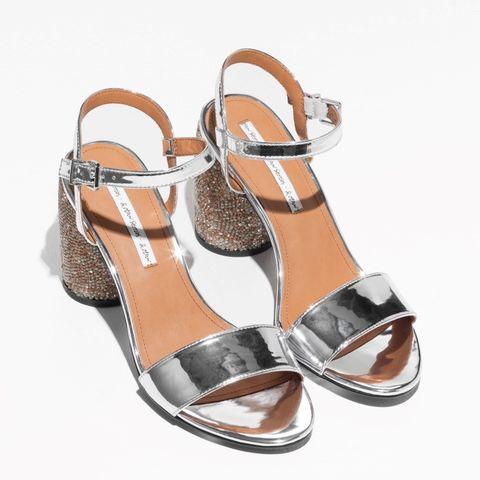 Footwear, Sandal, Slingback, Shoe, Brown, Beige, High heels, Strap, Fashion accessory, Wedge,