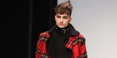 <p>We know that we don't talk about menswear all that often, but we like to know which names we should be listening out for. So this morning we sat up and took notice when the British Fashion Council unveiled the list of lucky menswear designers who have