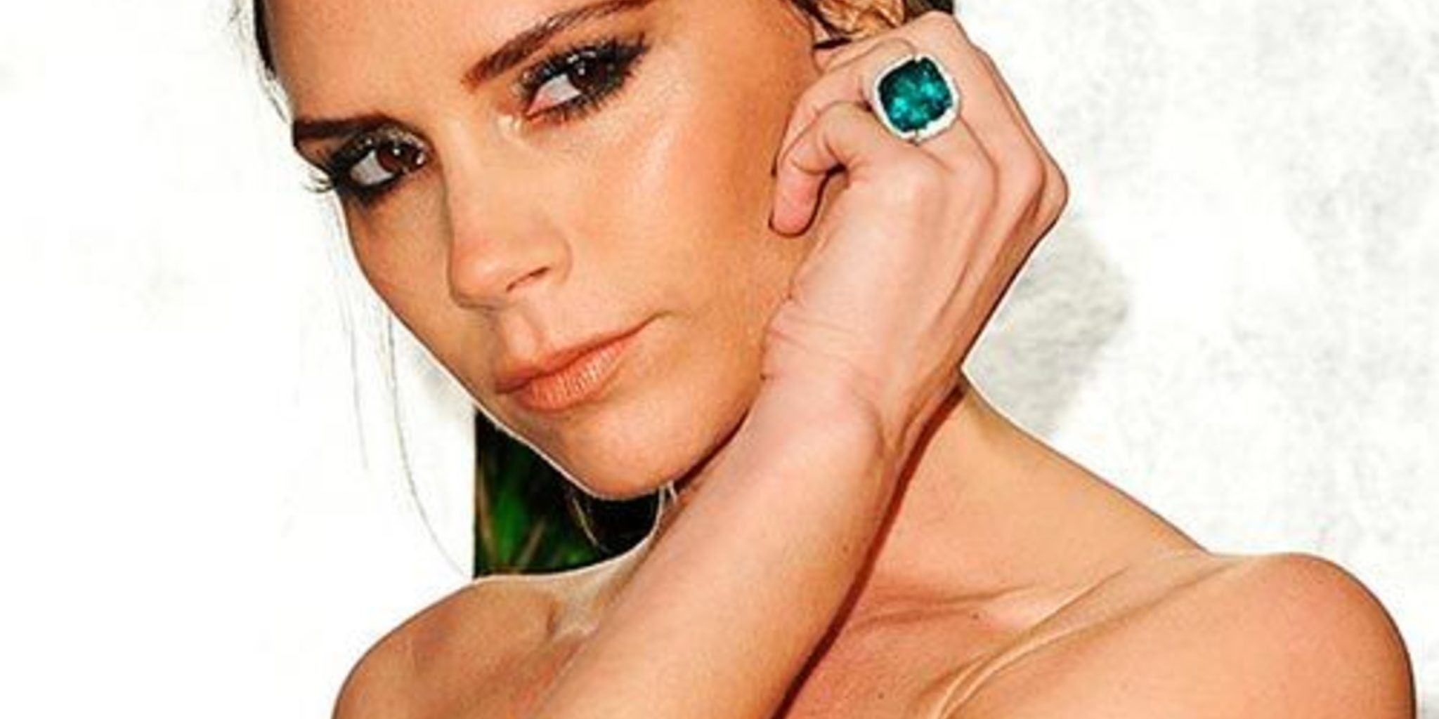 Great Victoria Beckhamu0027s Engagement Ring Collection