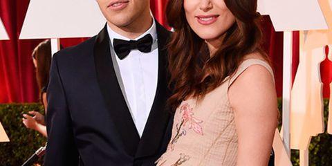 Oscars 2015: Celebrity Couples