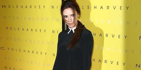 <p>Victoria Beckham in London</p>