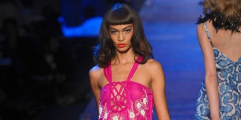 """<p>The good money is on someone else from under the LVMH umbrella - there's the choice of <a href=""""http://www.elleuk.com/catwalk/collections/givenchy-by-riccardo-tisci/spring-summer-2010/review"""">Riccardo Tisci</a>, currently at <a href=""""http://www.elleuk."""