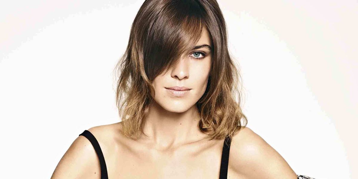 fd2af78f8f82 Alexa Chung on how to get dressed every day