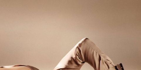 <p>Rosie Huntington-Whiteley in a Burberry Body campaign image</p>