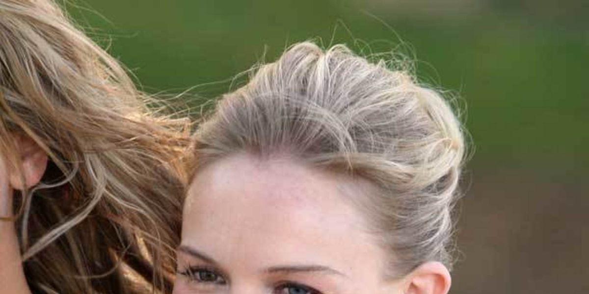 Celeb Hair Special Wedding Guest Hair