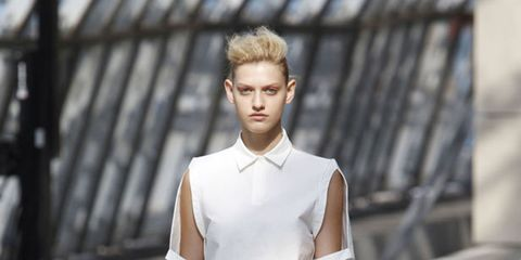 """<p>So which three names have been hand-picked by Lulu Kennedy this season? Making a return to the catwalk for the third time for Autumn/Winter 2011 will be <a href=""""http://www.elleuk.com/catwalk/collections/fashion-east-simone-rocha/spring-summer-2011"""">Si"""