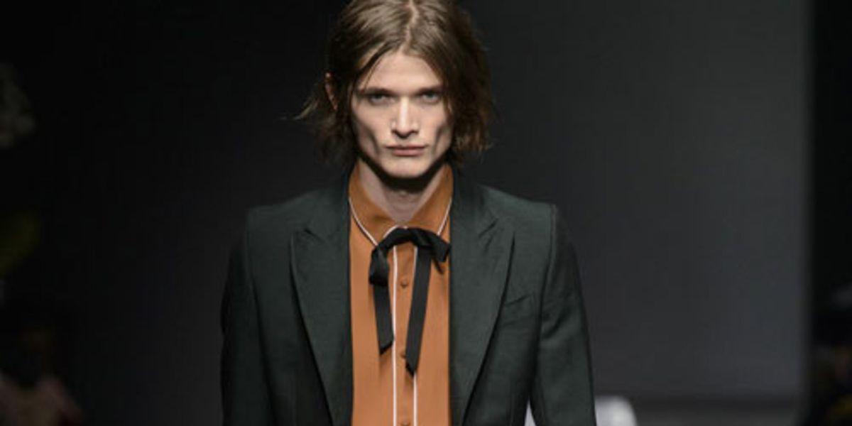 Gucci a/w 2015 menswear fashion week show review