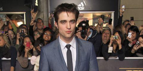 <p>Robert Pattinson</p>