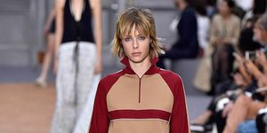 edie-campbell-tracksuit-chloe-catwalk-ss16-gettyimages